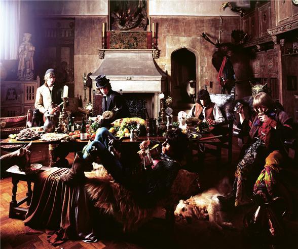 Beggars Banquet_Keith mandolin 1